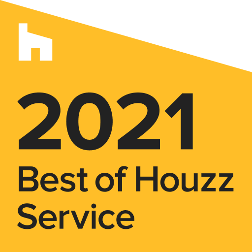 Emporium Blinds wins the 2021 Best of Service Award for the second year running!